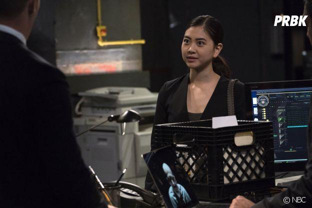 Laura Sohn joue l'agent Alina Park dans la saison 7 de Blacklist