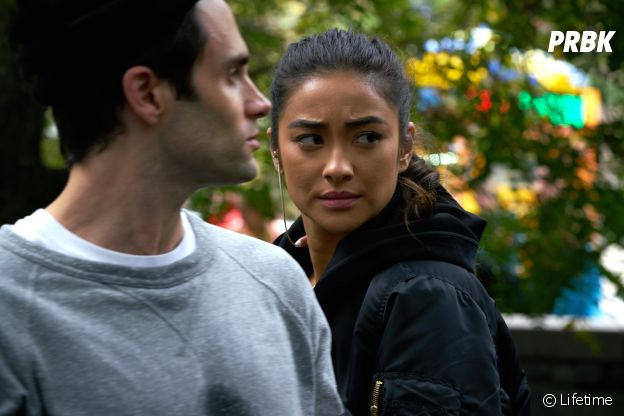 Shay Mitchell dans la saison 1 de You