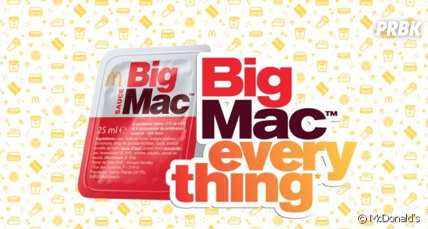 McDonald's : la sauce Big Mac ENFIN dispo en France (mais pour une durée limitée)