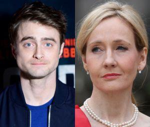 Daniel Radcliffe s'oppose sans détour à J.K. Rowling après ses tweets anti-trans