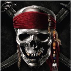 Pirates des Caraibes 4 :  La Fontaine de Jouvence ... la 1ere affiche sous forme de teaser