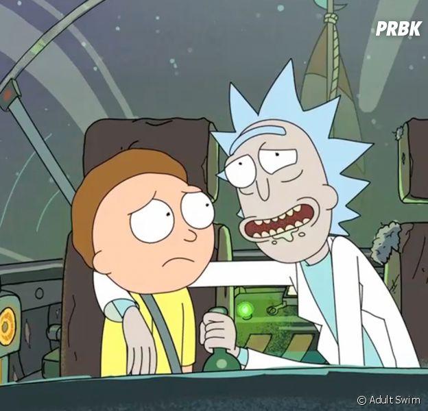 Rick et Morty saison 4 : pourquoi n'y a-t-il que 5 épisodes sur Netflix ?