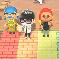 Animal Crossing s'engage pour les LGBTQIA+ en créant une île spéciale pride pour le mois des fiertés