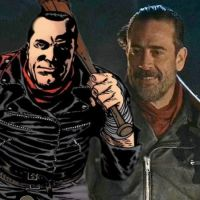 The Walking Dead : Robert Kirkman annonce un court spin-off sur Negan pour la bonne cause