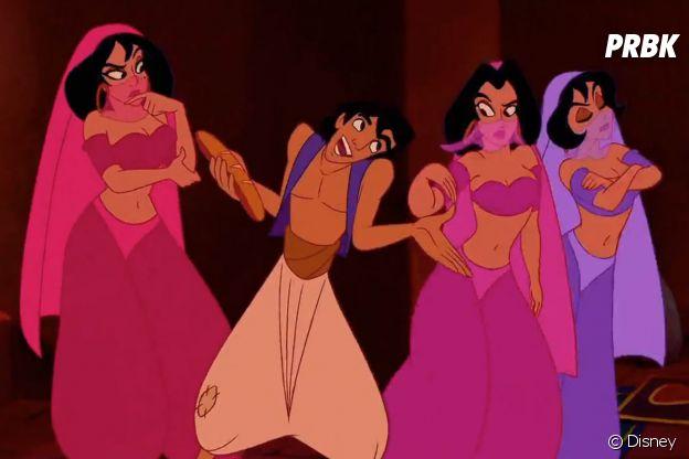 Une référence sexuelle dans Aladdin