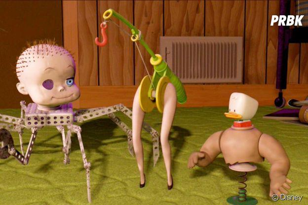 Une référence sexuelle dans Toy Story