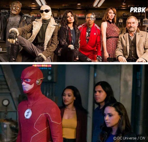 Doom Patrol saison 2 : nouveaux crossovers avec The Flash et le Arrowverse ? Matt Bomer répond