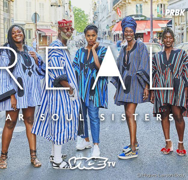 """""""REAL"""" par Soul Sisters : la nouvelle émission sur VICE TV"""