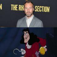 Peter Pan : Jude Law en Capitaine Crochet pour le remake, c'est bien parti
