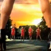 Desperate Housewives saison 7 ... Eva Longoria princesse d'un jour sur le tournage