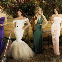 Desperate Housewives saison 7 ... C'est bientôt la fin pour Teri hatcher