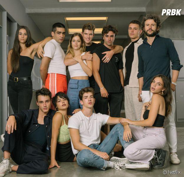 Elite saison 4 : les nouveaux acteurs de la série dévoilés par Netflix