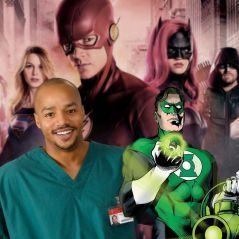 Green Lantern : Donald Faison (Scrubs) en super-héros dans le Arrowverse ?