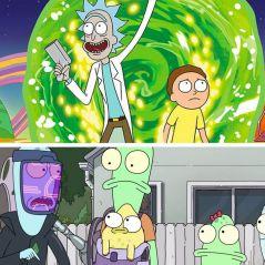 Rick et Morty : bientôt un crossover avec la série Solar Opposites ?