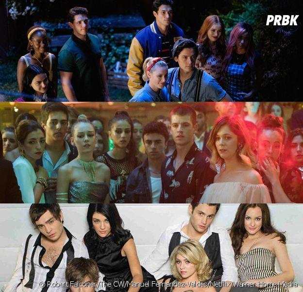 Riverdale, Elite, Gossip Girl... Quel âge ont vraiment les ados des séries ?