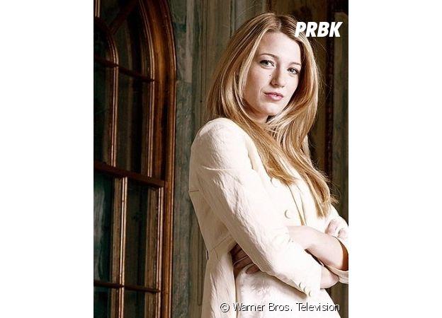 Blake Lively - 21 ans dans la saison 1 de Gossip Girl