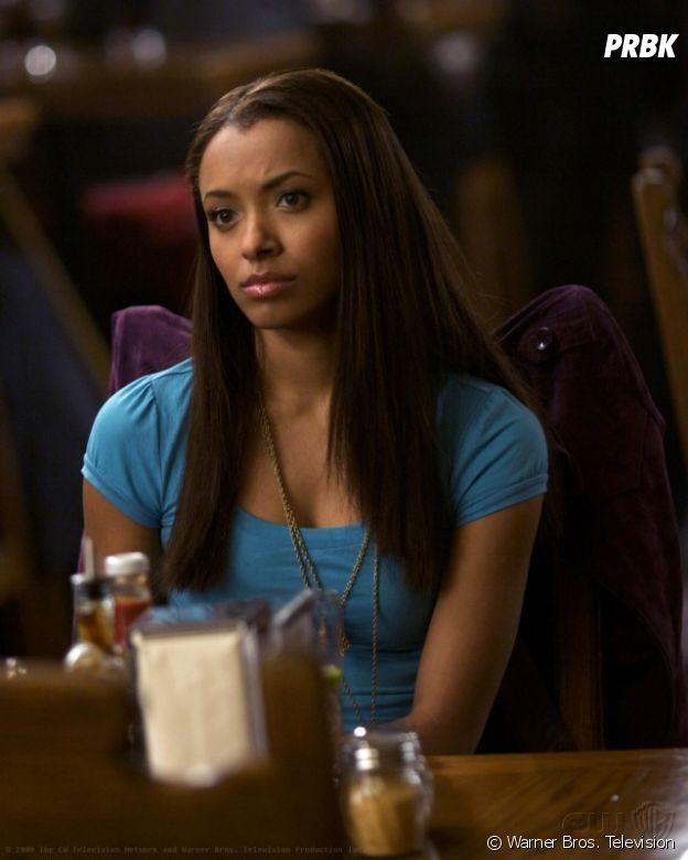 Kat Graham - 21 ans dans la saison 1 de The Vampire Diaries