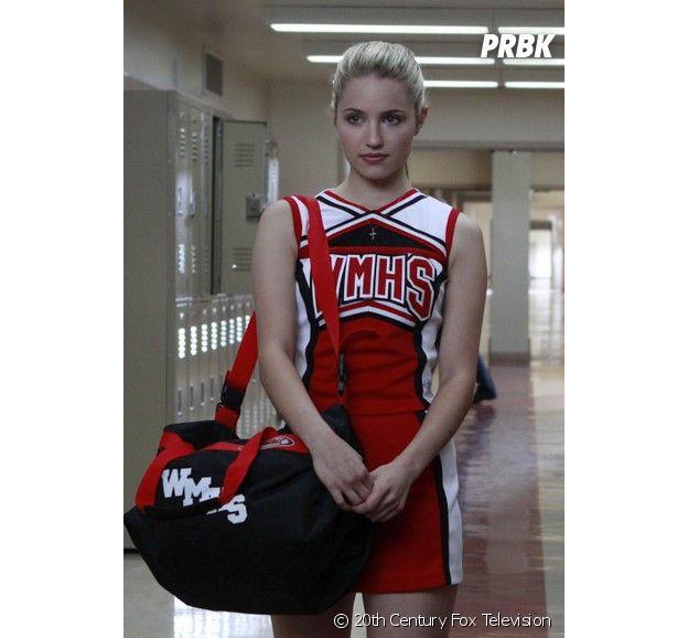Dianna Agron - 24 ans dans la saison 1 de Glee