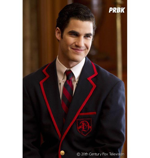 Darren Criss - 23 ans dans la saison 1 de Glee