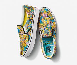 Vans x Les Simpson : la collab hyper stylée pour cet été