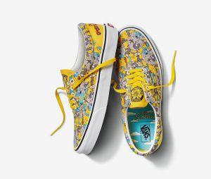Vans x Les Simpson : découvrez la collection estivale
