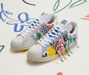 Sean Wotherspoon x adidas Originals : découvrez les SUPEREARTH Superstar, des sneakers 100% vegan