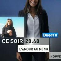L'amour au menu ce soir sur Direct 8 ... La bande-annonce avec Karine Ferri