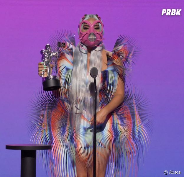 Lady Gaga aux MTV VMA 2020