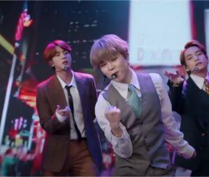 BTS chante Dynamite aux MTV VMA 2020
