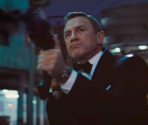 James Bond - Mourir peut attendre : Daniel Craig plus badass que jamais dans une bande-annonce