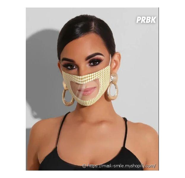 Coronavirus : Des masques transparents pour les profs