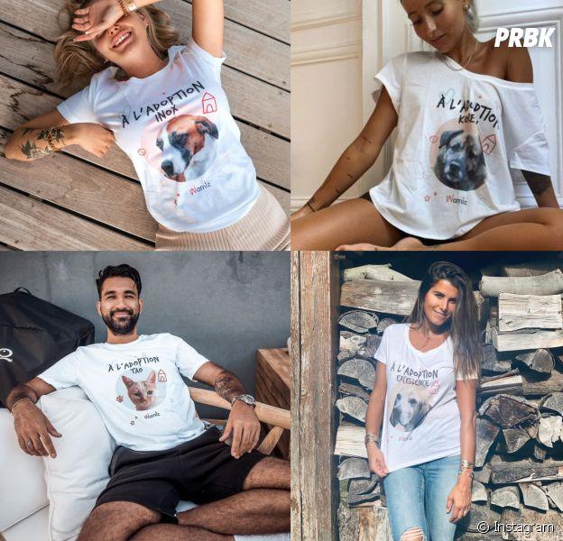 Romy, Noholita, Anil B, Karine Ferri... Les stars s'engagent pour l'adoption des animaux