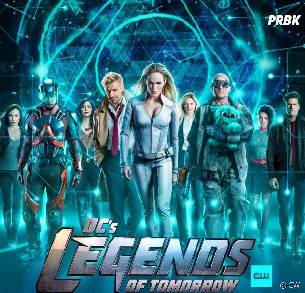 Legends of Tomorrow saison 6 : fin du monde au programme ? Un scientifique fou va débarquer