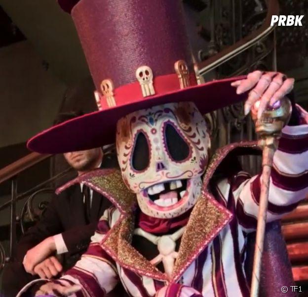 Mask Singer 2  quelle célébrité se cache derrière le squelette ? Les indices sur son identité