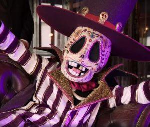 Mask Singer 2 : les indices sur le squelette