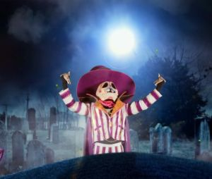 Mask Singer 2 : (re)découvrez la prestation du squelette