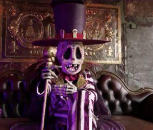 Mask Singer 2 : les nouveaux indices sur le squelette