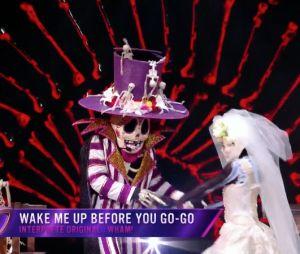 Mask Singer 2 : (re)découvrez la prestation numéro 3 du squelette