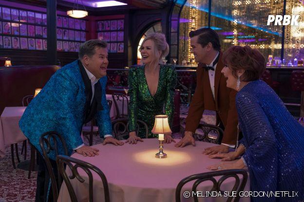 The Prom : la comédie musicale Netflix signée Ryan Murphy, avec Meryl Streep, Nicole Kidman et James Corden, se dévoile en bande-annonce