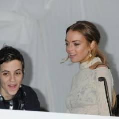 Lindsay Lohan ... Elle renoue avec son ex girlfriend