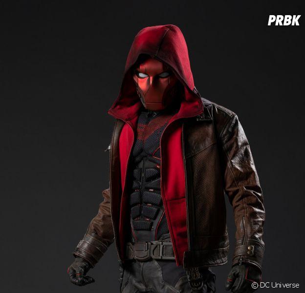 Titans saison 3 : Red Hood va débarquer dans la suite, qui se cachera sous le masque ?