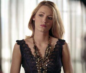 Gossip Girl : Blake Lively dans le rôle de Serena van der Woodsen