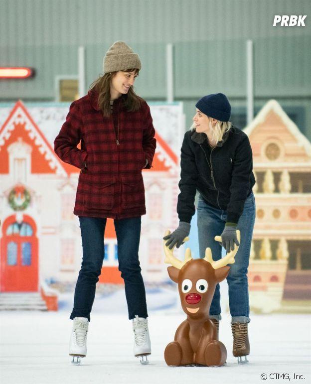 Ma belle-famille, Noël, et moi (Happiest Season en VO) avec Kristen Stewart