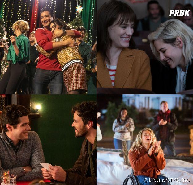Intrigues LGBT, castings diversifiés... Les téléfilms de Noël sont ENFIN inclusifs