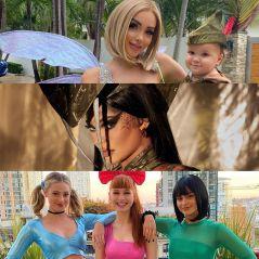 Lili Reinhart, Kylie Jenner, Nabilla Benattia... les meilleurs costumes de stars pour Halloween 2020