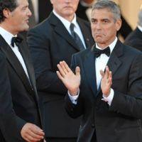 Brad Pitt et George Clooney ... qui dans le film Lone Ranger