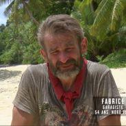 """Fabrice (Koh Lanta 2020) éliminé et angoissé : """"J'ai peur de décevoir les gens"""""""