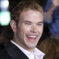 Kellan Lutz ... l'acteur de Twilight apprécie Joe Jonas