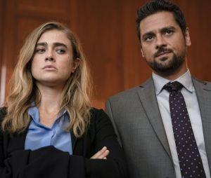 Manifest : Michaela et Jared dans la série