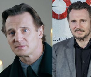 Liam Neeson dans Love Actually vs en 2020
